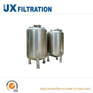 Stainless Steel Pressure Sand Filter pictures & photos