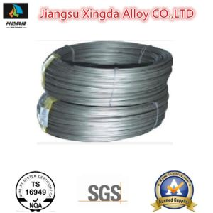 Nickel Alloy (GH1040) Based Welding Wire pictures & photos