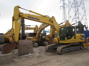Used Komatsu PC200-8 Excavator for Sale pictures & photos