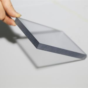 Clear Solid Plastic Sheet