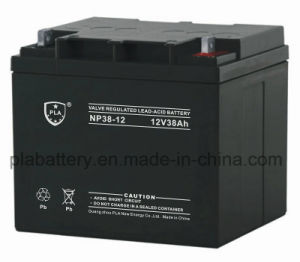 Wholesale 12V 38ah UPS Lead Acid Battery