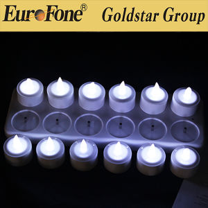 Color Change Timing LED Candle with Remote Control pictures & photos