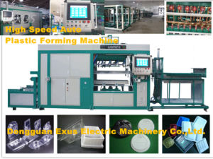 Plastic Vacuum Forming Machine for 3D Advertising Signs