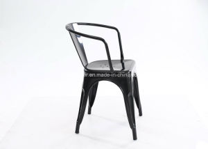 Wholesale High Quality Antique Metal Rocking Chairs Cast Iron Outdoor Chairs Zs-T-08 pictures & photos