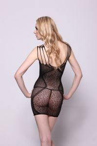 Sexy Fish Net Babydoll 8809 pictures & photos