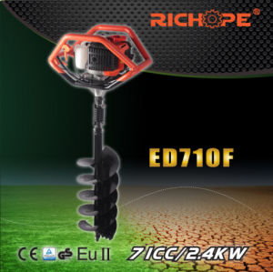 Strong Power Portable Earth Drill (ED710F) pictures & photos