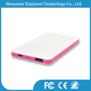 Dual USB Portable Power Bank 5000mAh pictures & photos