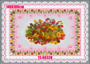New Designs 2016 PVC Transparent Independ Tablecloth in Roll Factory pictures & photos