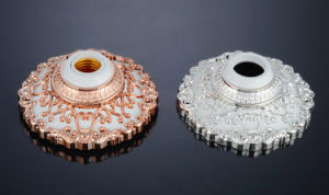 ABS Shell and Full Copper Accessories Ceiling Lamp Base pictures & photos