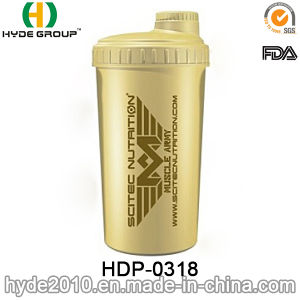 700ml High-Quality Customized PP Plastic Shaker Bottle (HDP-0318) pictures & photos