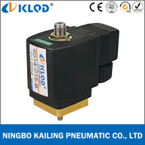 3/2 Way Direct Acting One-Way Solenoid Valve Kl6014 Series pictures & photos