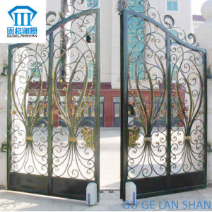 High Quality Crafted Wrought Iron Gate/Door 030 pictures & photos