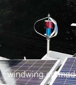 600 W Smart Maglev Windmills Generator with CE Certificate pictures & photos