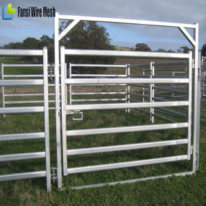 Used Corral Panels, Used Horse Fence Panels, Galvanized Livestock Metal Fence Panels