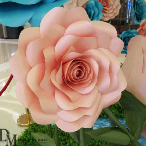 China colorful giant paper flower wall decor for mall shop window colorful giant paper flower wall decor for mall shop window display mightylinksfo
