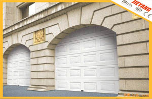 Sectional Garage Door With Polyurethane Foam Inside