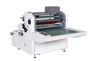 FM-1100 Window Water-Based Film Laminating Machine pictures & photos