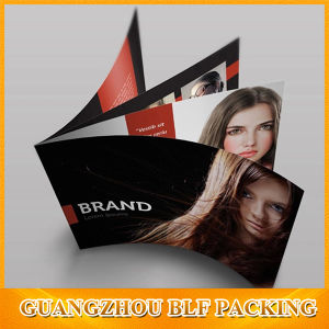 Saddle Binding Custom Paper Catalog Printing pictures & photos