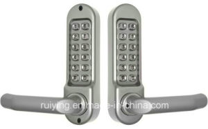 Double Size Code Mechanical Digital Keypad Security Lock
