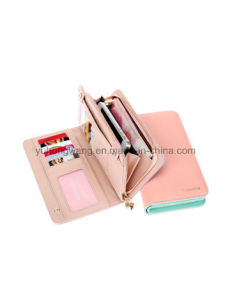 Promotion PU Lady Wallet Bag, Coin Bags, Purse Bags