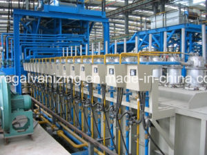 Steel Wire Hot DIP Galvanizing Machine with Ce Certified pictures & photos