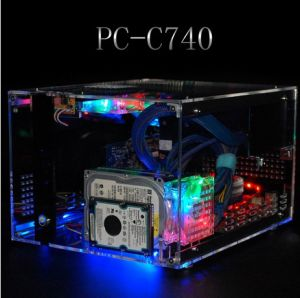China Qdiy Pc C740 New Arrival On Sale Personalized Horizontal
