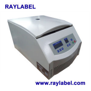 Centrifuge, Tabletop Low Speed Large Capacity Centrifuge, Low Speed Centrifuge for Lab Equipments, Table Top Centrifuge (RAY-6C) pictures & photos
