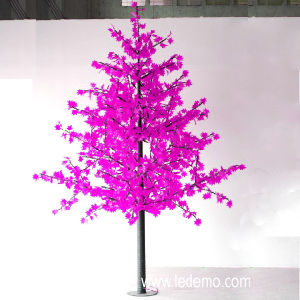 LED Decoration Artifical Cherry Tree Christmas Light (LDT CP636N)