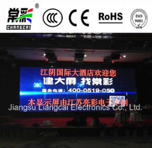 Big Indoor P2.5 Hote LED Video Display for Hotel