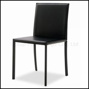 Wholesale Banquet Event Black Leather Dining Room Chair (SP LC230)
