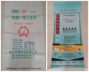 Packaging PP Woven Flour / Rice / Wheat Bag with New Material pictures & photos