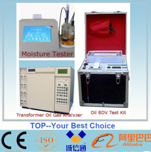 Transformer Oil Gas Chromatography Test Equipment (DGA2013-1) pictures & photos