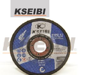 Abrasive Kseibi Blue Metal Cutting Disc, Cut off Wheel pictures & photos