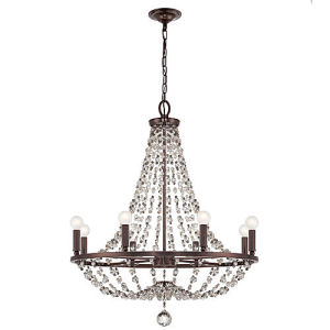 Best-Selling Modern Crystal Decorative Pendant Lamp Light in High Quality (100021)