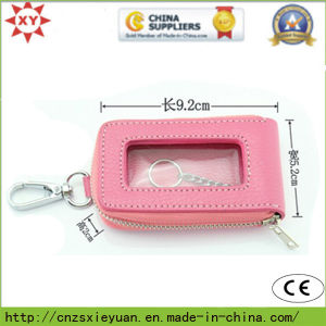 Wholesale Leather Key Bag Can Do Custom Logo pictures & photos