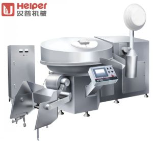 Whole Stainless Steel Bowl Cutter/Chopper/Emulsifier for Meat Processing pictures & photos