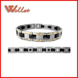 Black Plating Bracelet Jewelry for Men