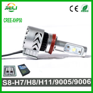 High Quality 60W H11 Car Light CREE LED Headlight pictures & photos