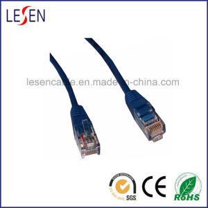 Patch Cord, Cat5e/CAT6 UTP/FTP/SFTP, Copper or CCA or CCS Conductor pictures & photos