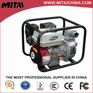 6.5HP Gasoline Engine Water Pump with Single-Cylinder