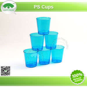 2oz Plastic Shot Glass in 4 Colours pictures & photos