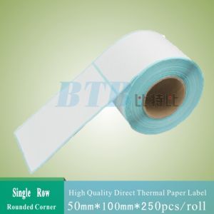 Top Quality Security Waterproof Direct Thermal Adhesive Label