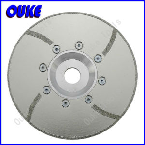 High Efficient Electroplated Diamond Saw Blades for Granite pictures & photos