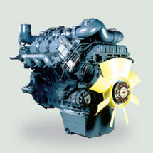 Water Cooled Deutz Diesel Engine (BFM1015C Series)