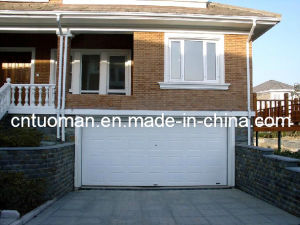 Professional Factory for Automatic Sectional Garage Door with European Standard pictures & photos