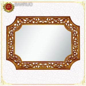 Resin Decorative Mirror Frame (PUJK08-F0) pictures & photos