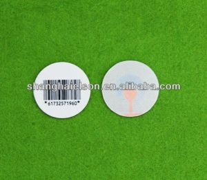EAS Magnetic Waterproof 8.2MHz EAS RF Frozen Food Label pictures & photos