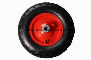 4.00-8 and 3.00-8 Rubber Wheel pictures & photos