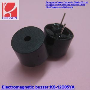 Smart Bes Hot Sale High Quality 5V 6.5mm Buzzer Electromagnetic Buzzer Magnetic Buzzer