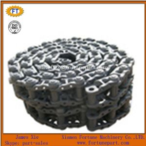Excavator Track Chain for Kato HD700 Heavy Machine Undercarriage Parts pictures & photos